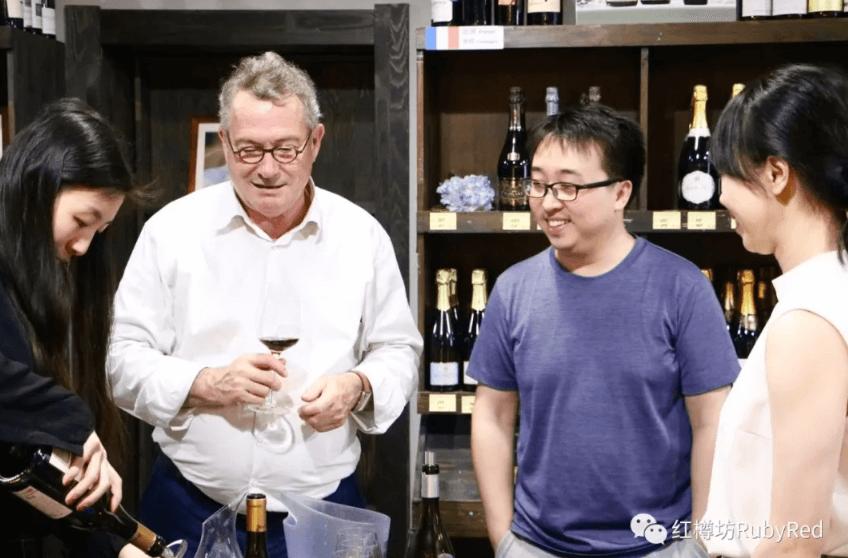tasting in shanghai