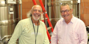 peter koff master of wine and herve kerlann